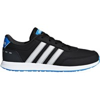 Shoes Children Low top trainers adidas Originals VS Switch 2 K Grey-Black-Blue