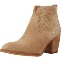 Shoes Women Ankle boots Alpe 3493 11 Light Brown