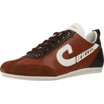 Shoes Men Low top trainers Cruyff VANENBURG Brown