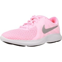 Shoes Women Trainers Nike REVOLUTION 4 (GS) Pink
