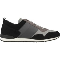 Shoes Men Low top trainers Tommy Hilfiger MAXWELL 11C Black