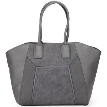 Bags Women Handbags London Rag Women's Synthetic Leather Tote Bag GRIS