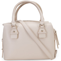 Bags Women Handbags London Rag Women's Synthetic Leather Bowler Bag CREAM
