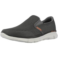 Shoes Men Low top trainers Skechers DOUBLE PLAY Grey