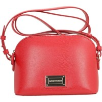 Bags Women Small shoulder bags Armani SLING BAG Red