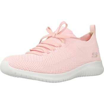 Shoes Women Low top trainers Skechers 12841S Pink