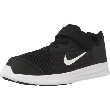 Shoes Children Low top trainers Nike DOWNSHIFTER 8 Black