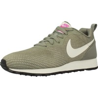 Shoes Women Low top trainers Nike WMNS  MD RUNNER 2 Green