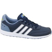Shoes Children Low top trainers adidas Originals VS Switch 2 K Navy blue