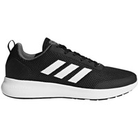 Shoes Men Low top trainers adidas Originals Element Race White-Black