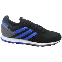 Shoes Children Low top trainers adidas Originals 8K K Black