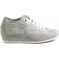 Shoes Women Low top trainers Igi&co Igico Silver