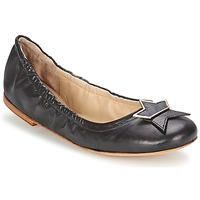 Shoes Women Flat shoes See by Chloé SB24125 Black