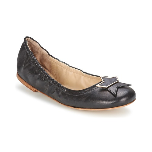 Shoes Women Flat shoes See by Chloé SB24125 Black