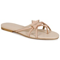 Shoes Women Flip flops See by Chloé SB24120 Beige / Nude