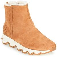 Shoes Women Snow boots Sorel KINETIC™ SHORT Camel