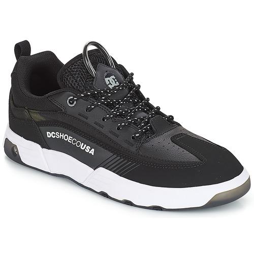 Shoes Men Low top trainers DC Shoes LEGACY98 SLM SE M SHOE BLO Black