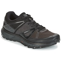 Shoes Men Running shoes Salomon TRAILSTER Black