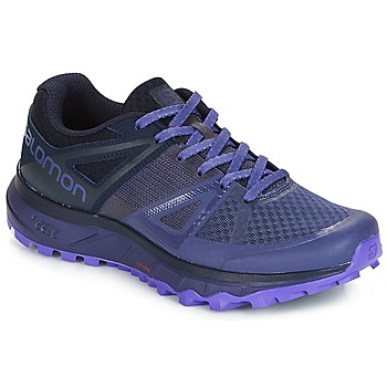 Shoes Women Running shoes Salomon TRAILSTER W Purple