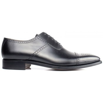 Shoes Men Derby Shoes Peter Blade Richelieu  Black Leather GEDLING Black
