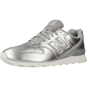 Shoes Women Low top trainers New Balance WR996 SRS Silver