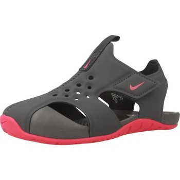 Shoes Girl Sandals Nike SUNRAY PROTECT 2 Grey