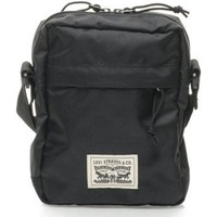 Bags Men Pouches / Clutches Levi's Messenger Bag - Black Black