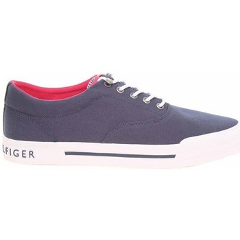 Shoes Low top trainers Tommy Hilfiger Pánská FM0FM01353 Tommy Navy FM0FM01353 406 Navy blue