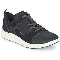 Shoes Men Hi top trainers Timberland FlyRoam Leather Oxford Black