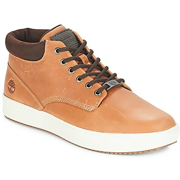Shoes Men Hi top trainers Timberland CityRoam Cupsole Chukka Brown