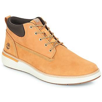 Shoes Men Hi top trainers Timberland Cross Mark PT Chukka Wheat