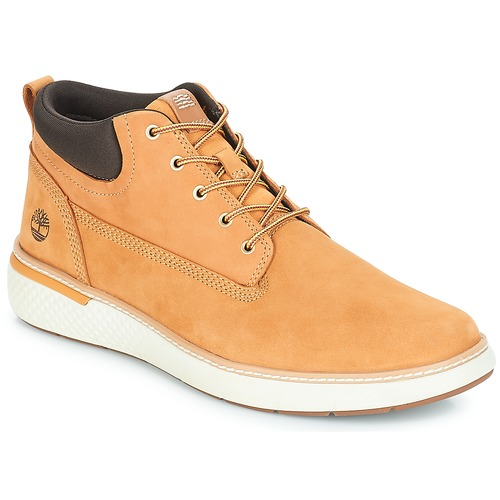 Shoes Men Hi top trainers Timberland Cross Mark PT Chukka Wheat