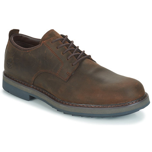 Shoes Men Derby Shoes Timberland Squall Canyon PT Oxford Brown