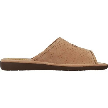 Shoes Men Slippers Nordikas 3114N Brown