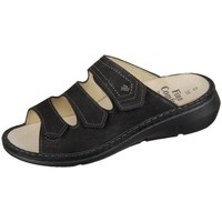 Shoes Women Mules Finn Comfort Kailua Waving Black