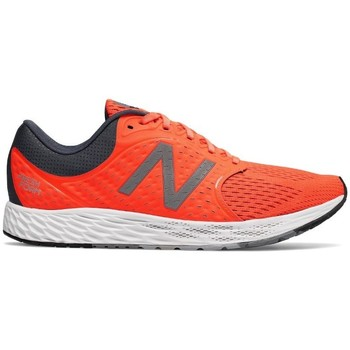 Shoes Men Running shoes New Balance Fresh Foam Zante V4 Orange