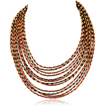 Watches Women Necklaces Fashionvictime Necklace For Women By  - Base Metal Jewel Rouge