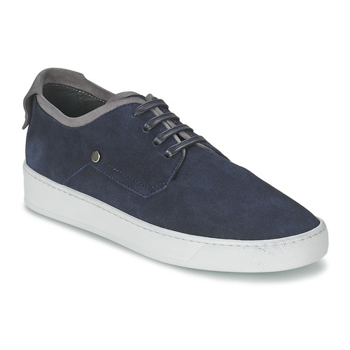 Shoes Men Low top trainers CK Collection CUSTO Blue