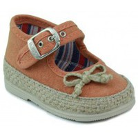 Shoes Children Low top trainers Vulladi CANVAS ORANGE