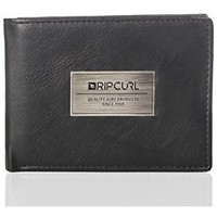 Bags Men Wallets Rip Curl CARTERA RIP CRUL HEAVY METAL PU ALL DAY BWUFB3 NEGRO