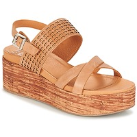Shoes Women Sandals Un Matin d'Eté DAO Brown