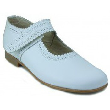 Shoes Girl Low top trainers Rizitos MERCEDES WHITE
