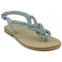 Shoes Women Sandals Oca Loca OCA LOCA slave sandal SILVER