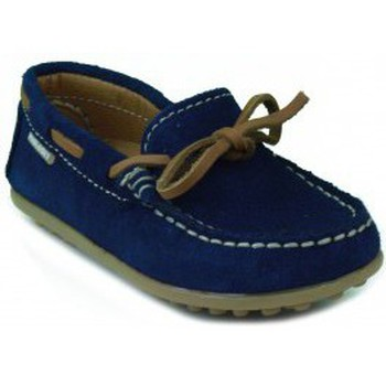 Shoes Boy Low top trainers Pablosky SERRAJE LAGO BLUE
