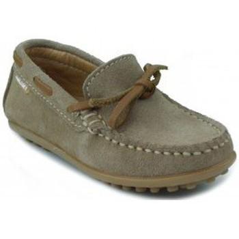 Shoes Boy Low top trainers Pablosky SERRAJE LAGO BEIGE