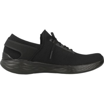 Shoes Women Low top trainers Skechers YOU INSPIRE Black
