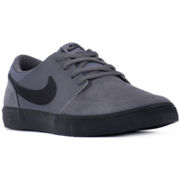 Shoes Men Low top trainers Nike SB PORTMORE II SOLAR Grigio