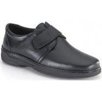 Shoes Men Derby Shoes Calzamedi diabetic foot shoe BLACK