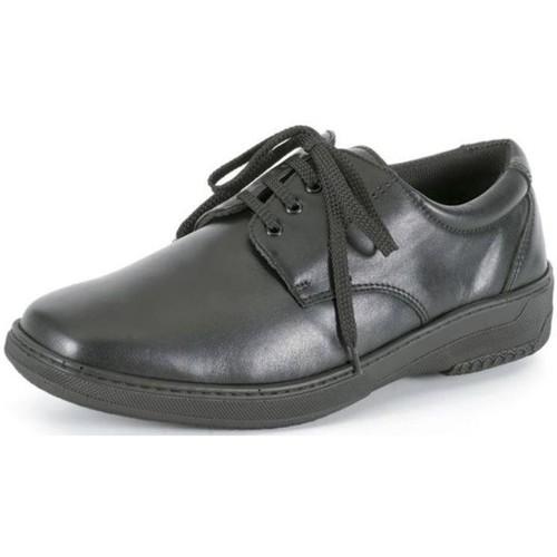 Shoes Men Derby Shoes Calzamedi PLANTILLAS H BLACK