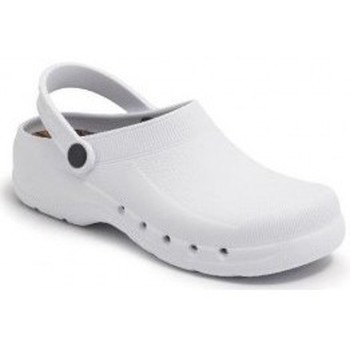 Shoes Mules Calzamedi unisex clog comfortable anatomical pvc WHITE